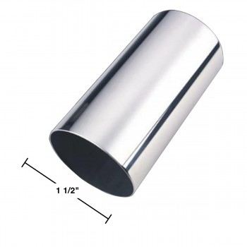 spec-<PRE>Handicap Or Boat Rail 1.5&quot; Silver Stainless Steel 1ft Tubing </PRE>