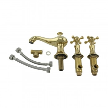 <PRE>8inch Widespread Sink Faucet Heavy Duty Brass PVD </PRE>zoom9