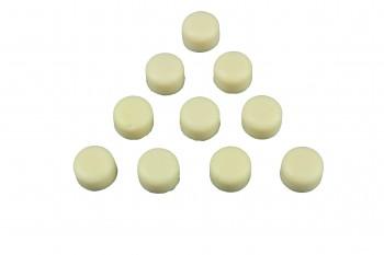 <PRE>Door Stop Bumper Tip Premium Almond Silicone </PRE>zoom3
