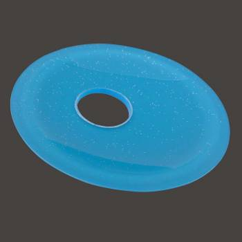 <PRE>Glass Plate Waterfall Faucet Replacement Blue Blink </PRE>zoom2