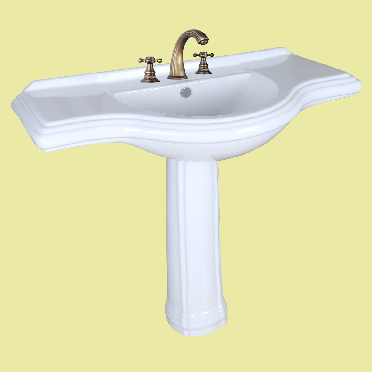 large bathroom sinks vintage pedestal sink x large bathroom console 8 13411