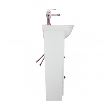 <PRE>18inch Small Bathroom Vanity Cabinet Sink with Faucet and Drain Renovator's Supply</PRE>zoom6