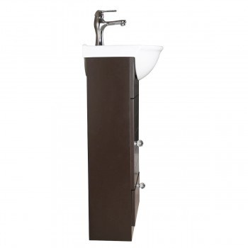 <PRE>Renovator's Supply Bathroom Vanity Cabinet Sink with Faucet and Drain Combo</PRE>zoom6