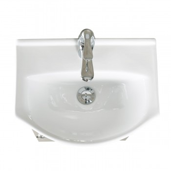 <PRE>Renovator's Supply Bathroom Vanity Cabinet Sink with Faucet and Drain Combo</PRE>zoom8