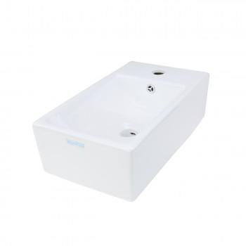 Wall Mount Bathroom Vanity Cabinet Sink with Faucet and Drain Bathroom Cabinet Sink Vanity Sinks For Bathrooms Wall Mount Cabinet Sink