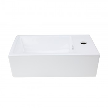 <PRE>Small White Vanity Bathroom Sink Black Cabinet with Faucet and Drain Wall Mount</PRE>zoom7