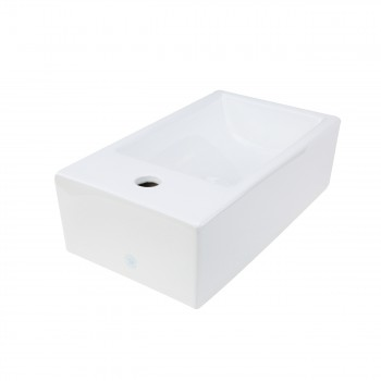 <PRE>Small White Vanity Bathroom Sink Black Cabinet with Faucet and Drain Wall Mount</PRE>zoom8
