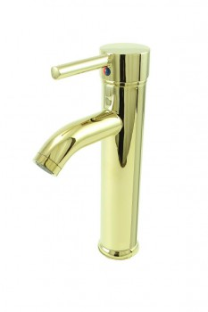 <PRE>Bathroom Sink Faucet Single Hole One Handle Zirconium 9.5inch </PRE>zoom2
