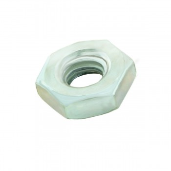 High Tensile Stainless Steel Nuts Hex Nut Used Garages Threaded Nut