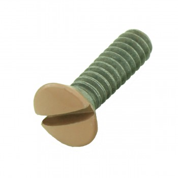 <PRE>6/32 X 1/2 Oval Copper Head Machine Screw Pack of 100</PRE>zoom1