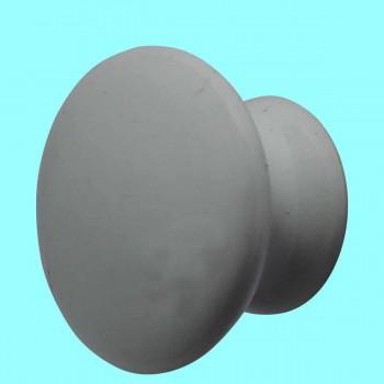 <PRE>Cabinet Knob White Porcelain 1inch Dia </PRE>zoom2