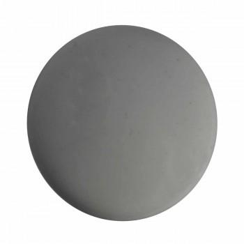 <PRE>Cabinet Knob White Porcelain 1inch Dia </PRE>zoom4