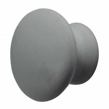 <PRE>Cabinet Knob White Porcelain 1inch Dia </PRE>zoom1