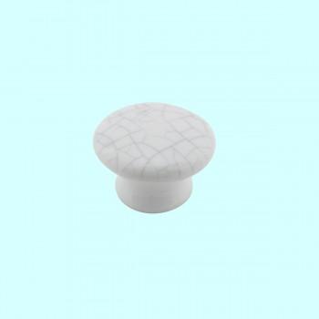 <PRE>Cabinet Knob Grayish Porcelain Crazed 1 1/2inch Dia </PRE>zoom2