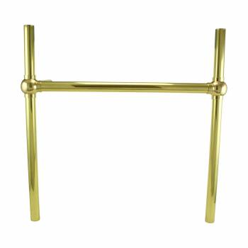 Brass Belle Epoque Single Legs22096grid