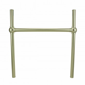 Satin Nickel Southern Belle Legs22101grid
