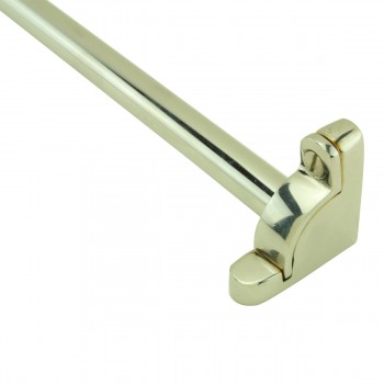 <PRE>Polished Nickel Carpet Rods for Stair Runner Rod Holder Includes Brackets</PRE>zoom5