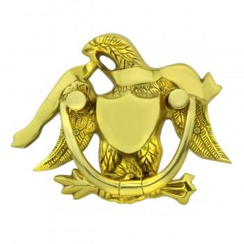 <PRE>Liberty Eagle Door Knocker For Front Door Solid Brass</PRE>zoom2