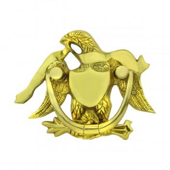 <PRE>Liberty Eagle Door Knocker For Front Door Solid Brass</PRE>zoom3