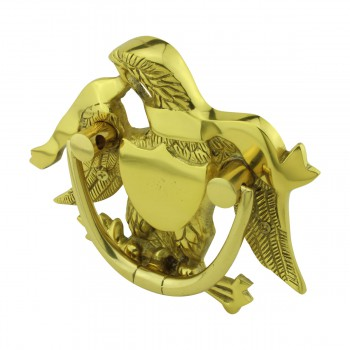 <PRE>Liberty Eagle Door Knocker For Front Door Solid Brass</PRE>zoom4