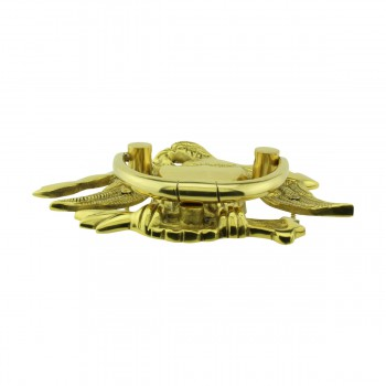 <PRE>Liberty Eagle Door Knocker For Front Door Solid Brass</PRE>zoom9
