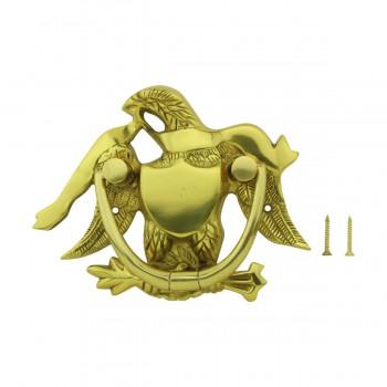 <PRE>Liberty Eagle Door Knocker For Front Door Solid Brass</PRE>zoom11