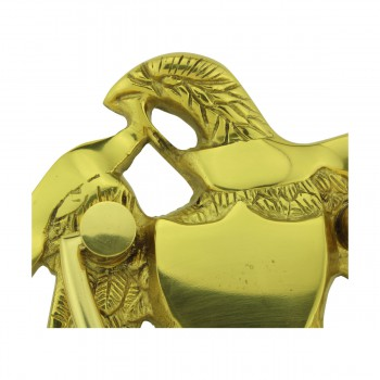 <PRE>Liberty Eagle Door Knocker For Front Door Solid Brass</PRE>zoom12