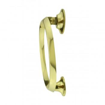 <PRE>Beveled Circle Shaped Brass Ring Door Knocker 5 inch </PRE>zoom4