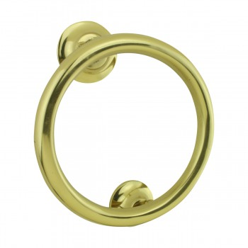 <PRE>Smooth Circle Shaped Brass Ring Door Knocker 5 inch</PRE>zoom4