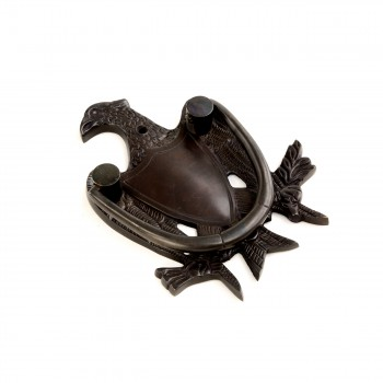 <PRE>Eagle Brass Oil Rubbed Bronze Door Knocker</PRE>zoom4