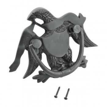 <PRE>Liberty Eagle Brass Oil Rubbed Bronze Door Knocker</PRE>zoom8