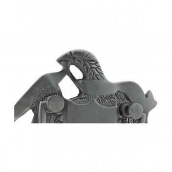 <PRE>Liberty Eagle Brass Oil Rubbed Bronze Door Knocker</PRE>zoom9
