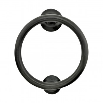 <PRE>Smooth Circle Door Knocker Brass Oil Rubbed Bronze 5 Inch </PRE>zoom3