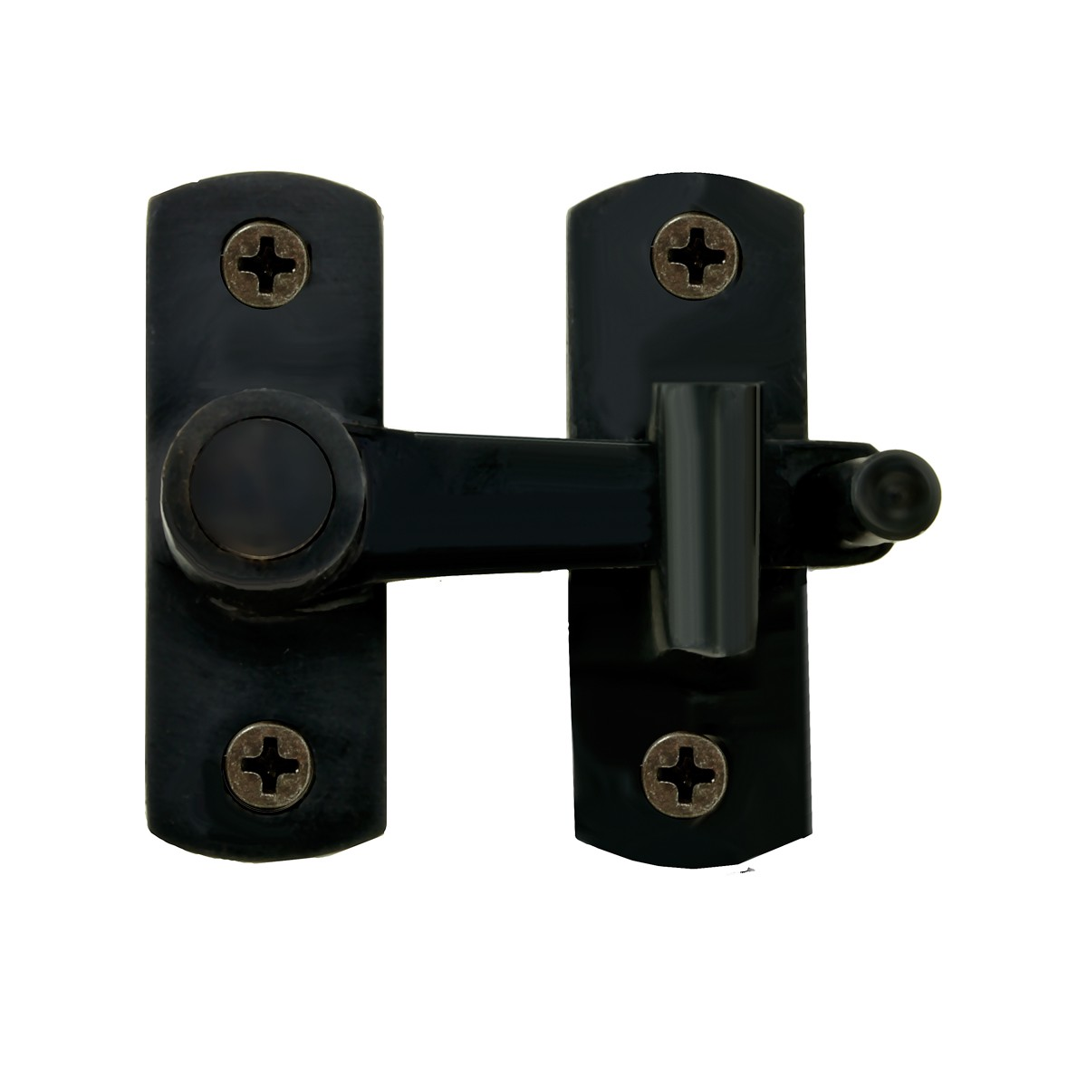 Cabinet Latch Brass Oil Rubbed Bronze Finish