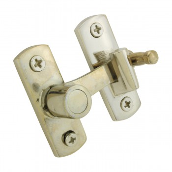 <PRE>Latch Polished Nickel</PRE>