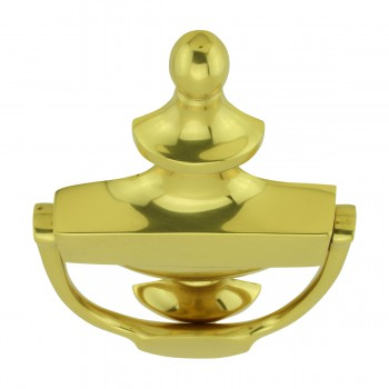 <PRE>Traditional Style Door Knocker Solid Brass 8 inch. H x 3.5 inch. W</PRE>zoom10