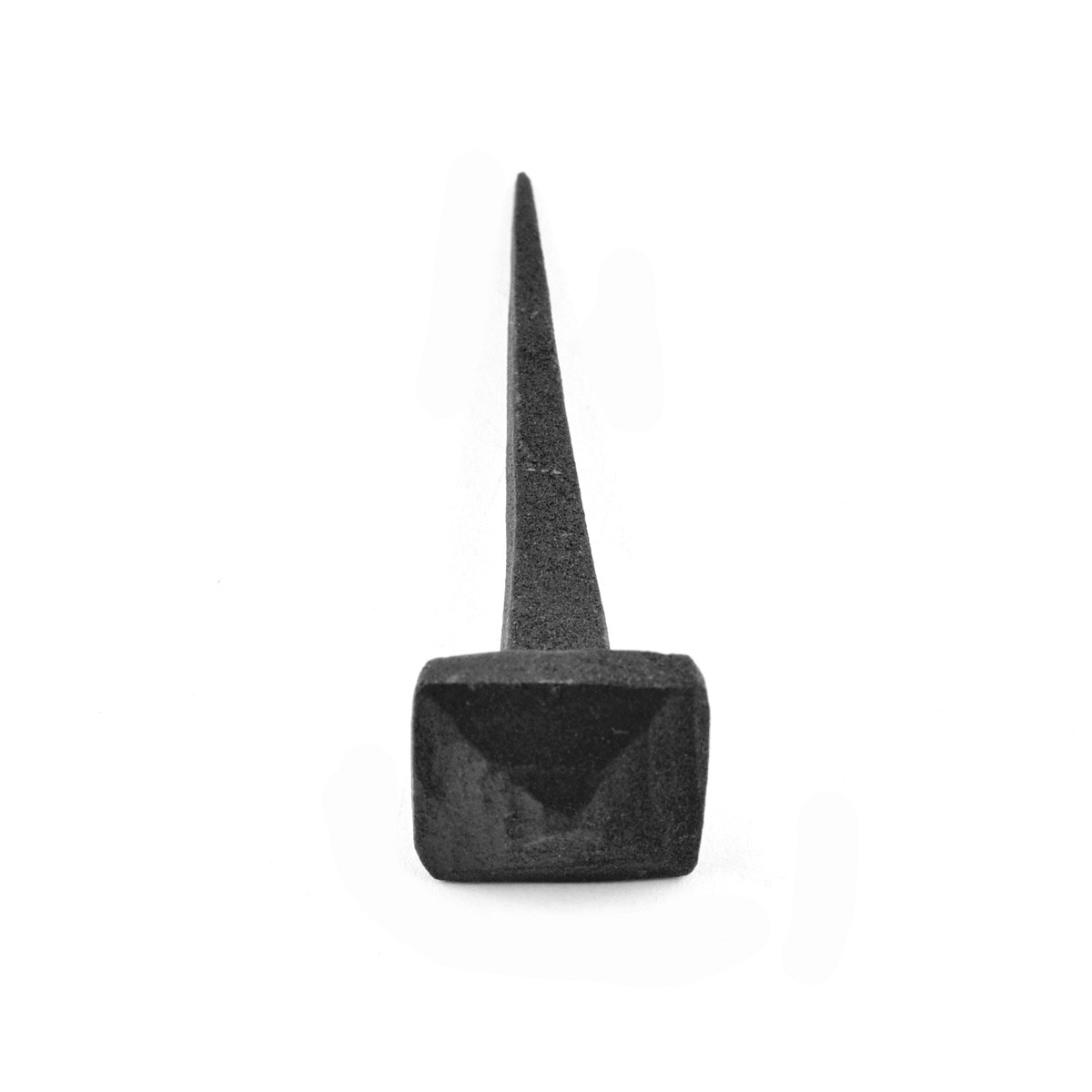 Decorative Wrought Iron Nails Clavos Square Pyramid Head Iron Nails Wrought Iron Nails For Wood Black Iron Nails Clavos Decorative Nails