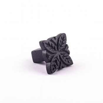 <PRE>Flower Cabinet Hardware Iron Cabinet Knob Black</PRE>zoom8