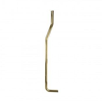 Brass L Flush Pipe for High Tank22199grid