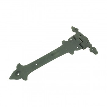 <PRE>Wrought Iron Door Strap Hinge 9inch Length Southern Charm Design Renovator's Supply</PRE>zoom8