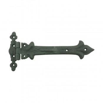 Wrought Iron Door Strap Hinge 9