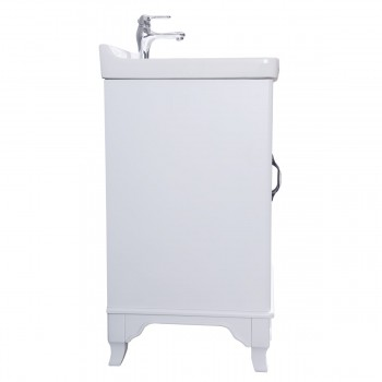 <PRE>Bathroom Cabinet Vanity Sink White Vitreous China Freestanding</PRE>zoom4