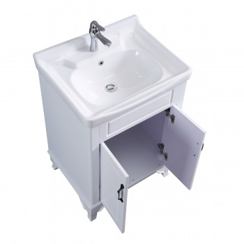 <PRE>Bathroom Cabinet Vanity Sink White Vitreous China Freestanding</PRE>zoom7