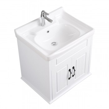 Bathroom Vanity Cabinet 24 14 W X 23 58 H With Top White Wall Mount Sink Vanity Cabinet Sink Bathroom Cabinet Sink Cabinet Sink Vanity
