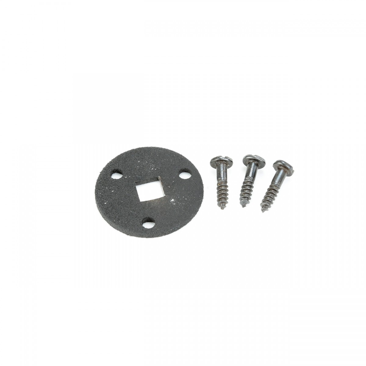 Backplate for Dummy Knob Spindle