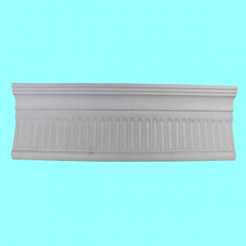 <PRE>Cornice Withe Urethane Sample of 12333 24inch </PRE>zoom2