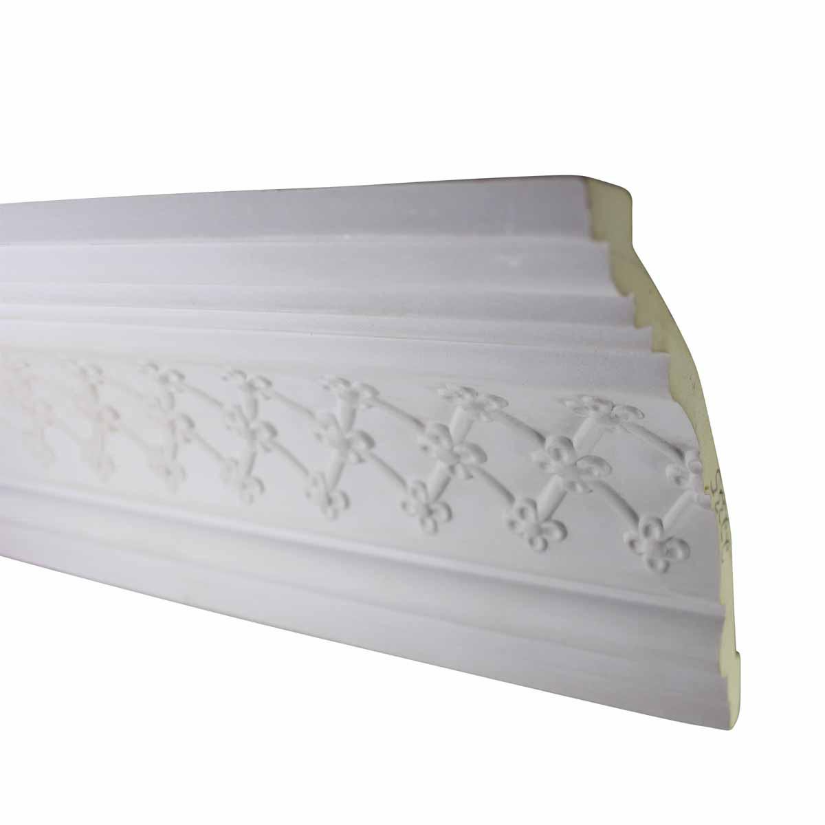 Cornice White Urethane 20 Sample of 12335 Cornice Cornice Moulding Cornice Molding
