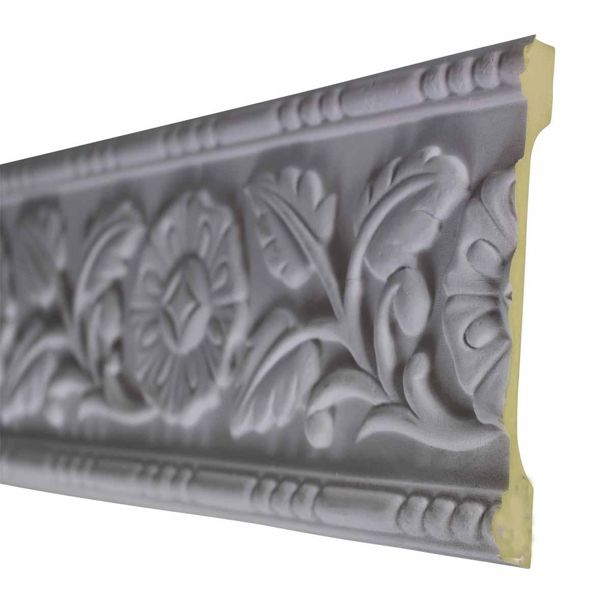 Cornice Withe Urethane Sample of 12336 24 Cornice Cornice Moulding Cornice Molding