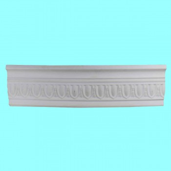 <PRE>Cornice Withe Urethane Sample of 12364 24inch </PRE>zoom2
