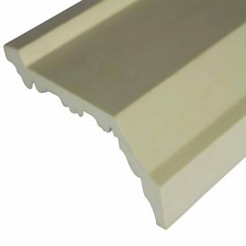 <PRE>Cornice White Urethane Sample of 12368 20inch </PRE>zoom5